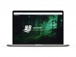 Pagina web de Neteges Bages, secció de medi ambient.