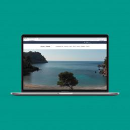 Pagina web de Manel Camp.
